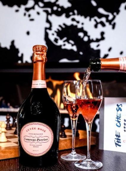 Spring tastings; Laurent-Perrier and D-Vine are honoured