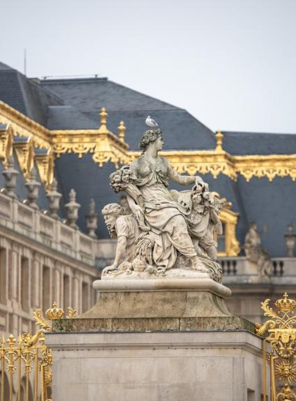 A trip to the Palace of Versailles