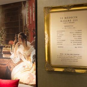 Compagnie Hôtelière de Bagatelle - Hôtel Les Théâtres - Concierge Services