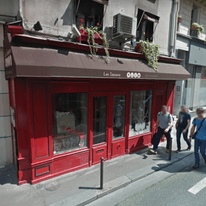 Compagnie Hôtelière de Bagatelle - Les Plumes Hotel Paris - Restaurant