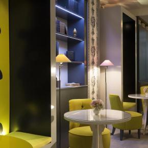 Compagnie Hôtelière de Bagatelle - Les Plumes Hotel Paris - Services - Honesty bar