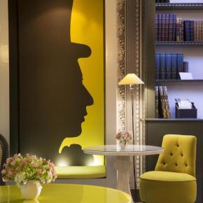 Compagnie Hôtelière de Bagatelle - Les Plumes Hotel Paris - Services -  Shop