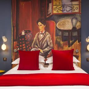 Compagnie Hôtelière de Bagatelle - Les Théâtres Hotel Paris - room service