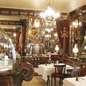 Compagnie Hôtelière de Bagatelle -  Les Théâtres hotel Paris -  Situation - Brasserie