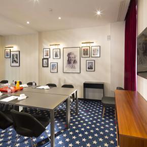 Compagnie Hôtelière de Bagatelle - Platine Hotel Paris - Services - Meeting room