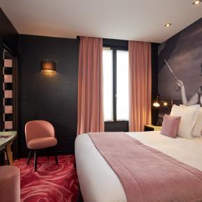 Compagnie Hôtelière de Bagatelle - Platine Hotel Paris - Services - wifi
