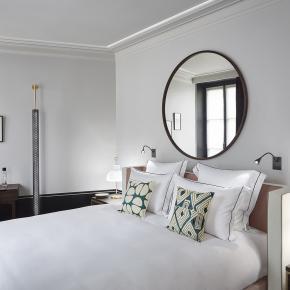 Compagnie Hôtelière de Bagatelle - Roch Hotel & Spa Paris - Services - Room service