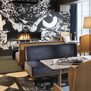 Compagnie Hôtelière de Bagatelle - The Chess Hôtel Paris - Services - lobby rental