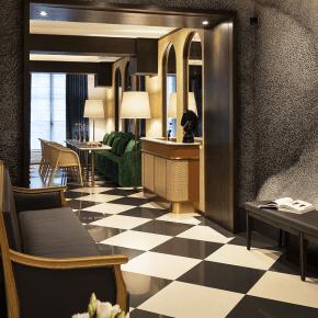 Compagnie Hôtelière de Bagatelle - The Chess Hôtel Paris - Services - photo shoot