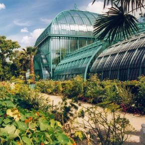 Compagnie Hôtelière de Bagatelle - Vice Versa Hotel -  Botanic garden - Le Jardin des Serres d'Auteuil