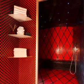 Compagnie Hôtelière de Bagatelle - Vice Versa Hotel Paris - Services - Red Hammam