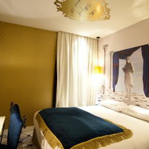 Compagnie Hôtelière de Bagatelle - Vice Versa Hotel Paris - Services - Room service